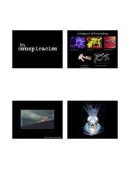 Tiny Conspiracies - asmcue