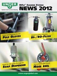 Pole Gloves HiFlo - Unger