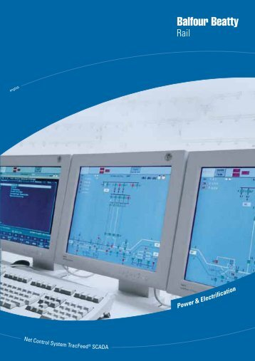 Net Control System TracFeed SCADA - Balfour Beatty Rail