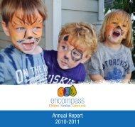 Annual Report 2010-2011 - Encompass