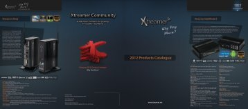 2012 Products Catalogue - UMAX Czech as