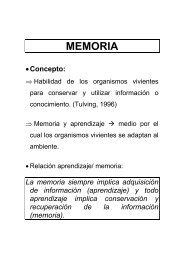 Clase 9 - Memoria