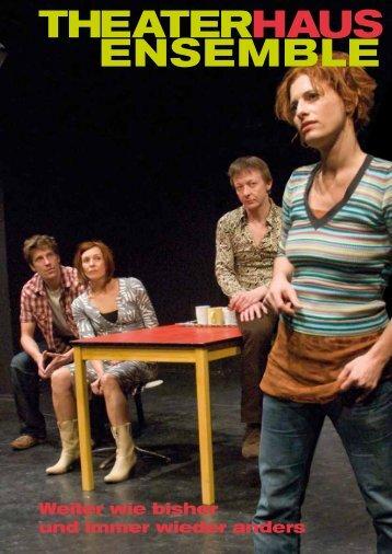 Weiter wie bisher und immer wieder anders - Frankfurt, Theaterhaus