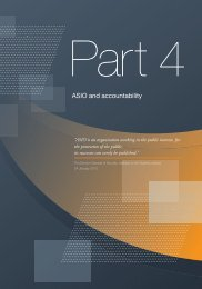 Part 4: ASIO and accountability