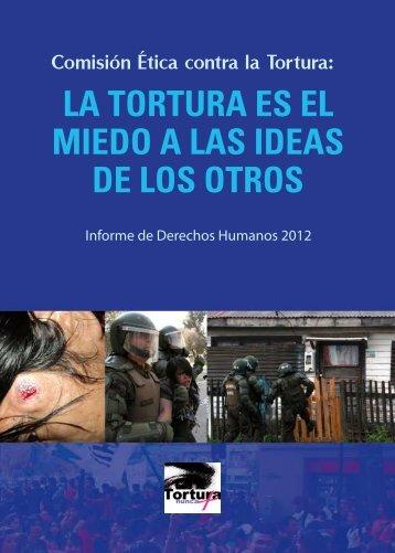 la tortura es el miedo a las ideas de los otros - Instituto Nacional de ...