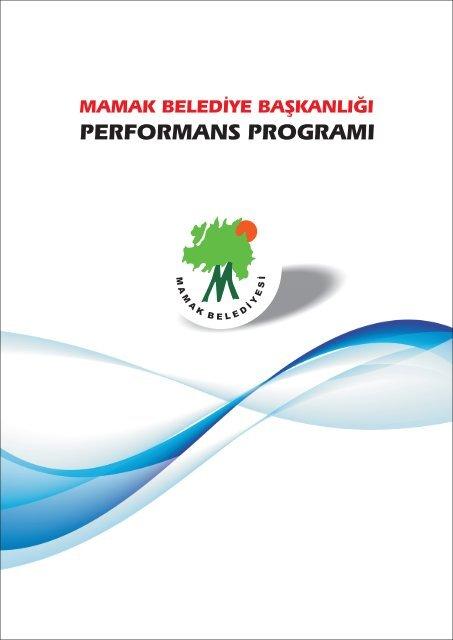 2012 Performans Programa Pdf Formata Nda Mamak Belediye