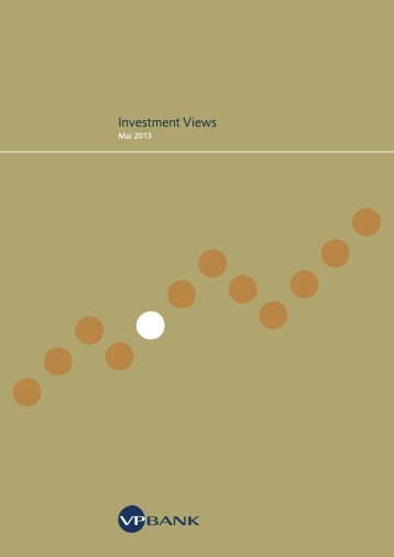 Investment Views Mai 2013 - VP Bank
