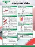Einfaches Waschen und schnelles Trocknen - Unger - Seite 3