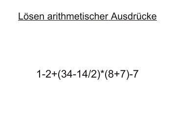 1-2+(34-14/2)*(8+7) - HSG
