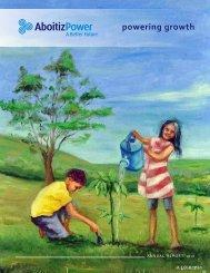 2010 Annual Report - Aboitiz Equity Ventures
