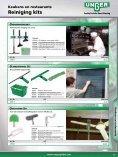 Keuken- en Restaurantreiniging - Unger - Page 7