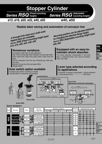 Series RSQ - SMC ETech