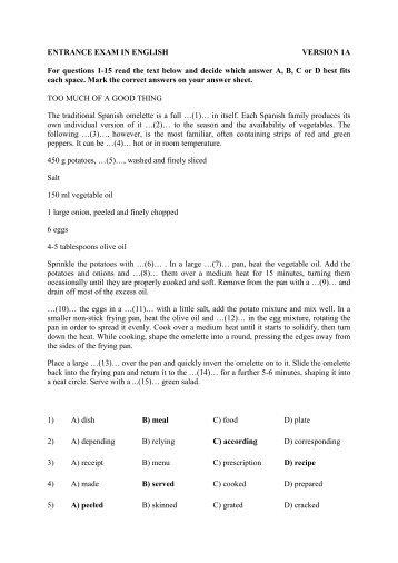 english provincial essay questions Grade 12 english provincial exam: common questions documents similar to types of multiple choice questions on the grade 12 ss11 provincial exam essay.