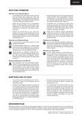 bok Vejledning Käyttöopas Instrukcja Használati ... - ECT GmbH - Seite 4