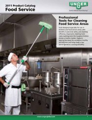 The Ultimate Chef's TowelTM - Unger