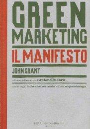 Il Manifesto del green marketing - Societing