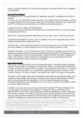 Idiopathic Pulmonary Fibrosis What is Idiopathic ... - Lung Foundation - Page 2