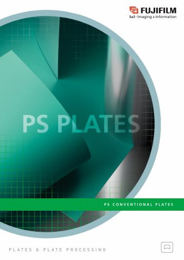 PLATES & PLATE PROCESSING