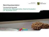 Evaluationsbericht - Grundschule Naustadt