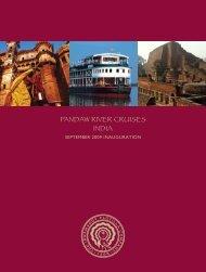 India_4pg Brochure - Serenissima Cruises & Tours