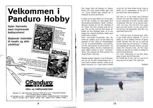 SKIHAJ juli. 03.pdf - Glostrup Skiclub