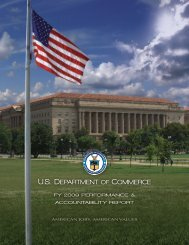 full combined single file version - Department of Commerce