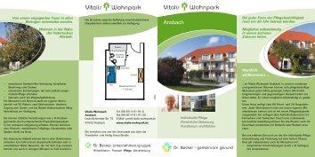 Ansbach - Vitalis Wohnpark