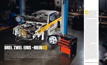 Drei, zwei, eins –meinS(1) - Unfall-Service GmbH