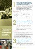 Moving On: The RTBU's Public Transport Blueprint for Sydney - Page 4