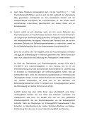 Berichtspflichten von Psychologischen Psychotherapeuten und Kinder - Seite 3