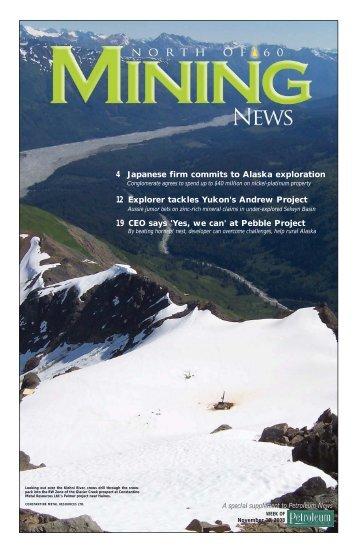 Petroleum News 113008: Petroleum News 082904 - Constantine ...