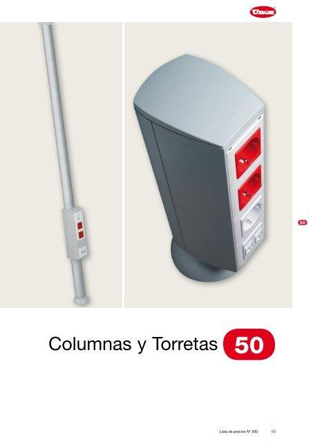 80 mm Altura Blanco Unex 93752-2 U24X Placa plana 2 RJ45