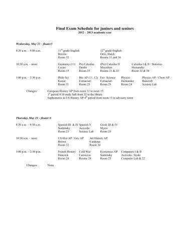 Grades 11-12