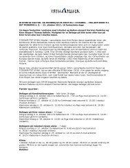 KULTUR- OG RUNDREJSE TIL KRIM I 2008 - Tidsskriftet SFINX