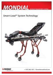 Smart-Load™ System Technology MONDIAL - Ferno