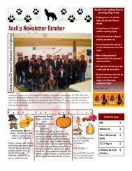 October Newsletter 09 - Xaxli'p