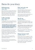 Parish Magazine - Tidmarsh & Sulham Parishes - Page 3