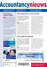 download nummer 10 hier - Accountancy Nieuws