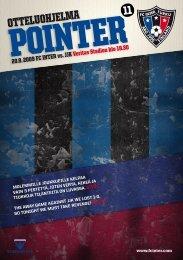 Pointer 11/09 - FC Inter