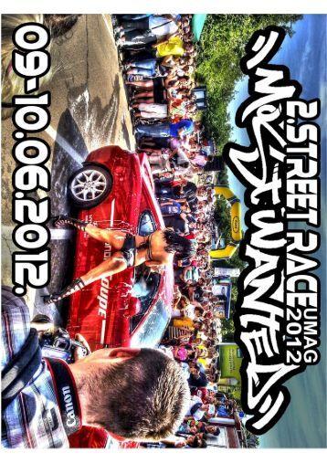 2. Street race-Umag