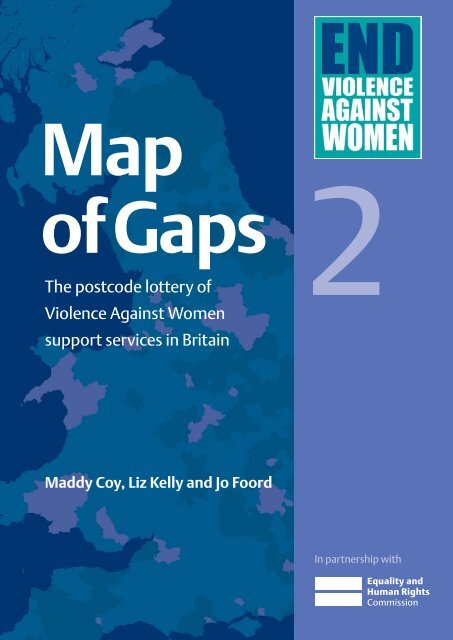 Map of Gaps 2 - Equality and Human Rights Commission