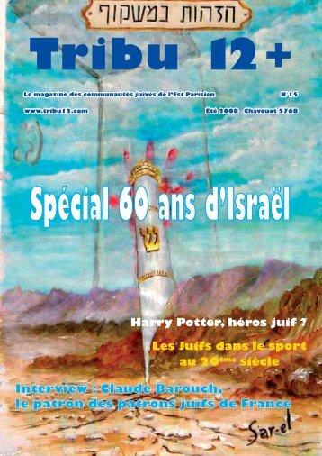 Interview : Claude Barouch, le patron des patrons juifs de ... - Tribu 12