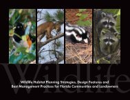 Wildlife Habitat Planning Strategies, Design ... - Sonoran Institute