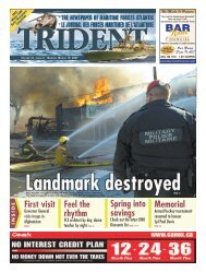March 19, 2007 - Tridentnews.ca