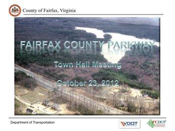 County of Fairfax, Virginia - Fairfax County Government