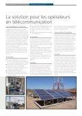 Système solaire photovoltaïque pour les ... - Phaesun - Page 3
