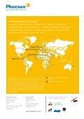 Système solaire photovoltaïque pour les ... - Phaesun - Page 4