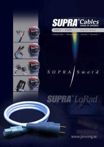 Loudspeaker Cables - MW-AUDIO