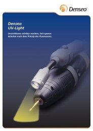 Denseo UV-Light Gebrauchsanleitung Rev.002 deutsch