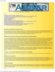 Jornal da Abder - Coweb - Soluções On-line